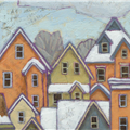 detail: houses - background houses